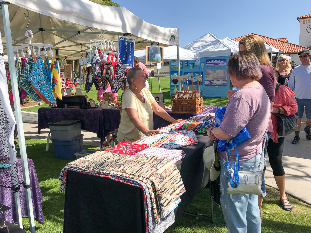 San Clemente Arts And Crafts Fair