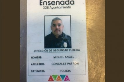 Miguel Angel Gonzales Patron. Photo: Courtesy of OCSD