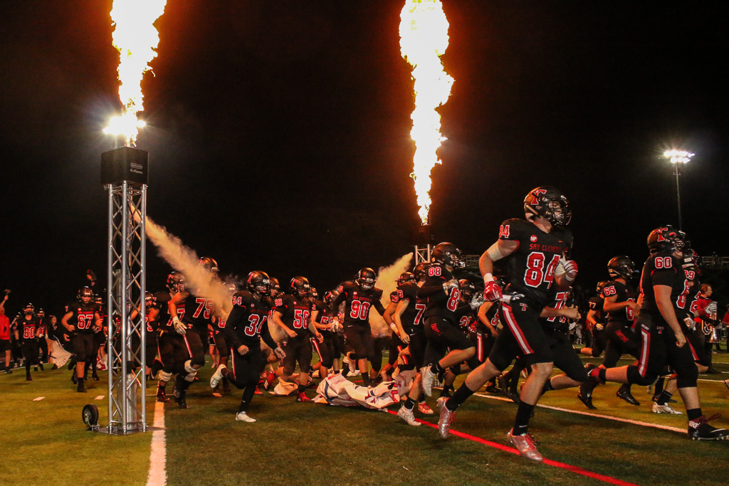 San Clemente Bosco CIF Football