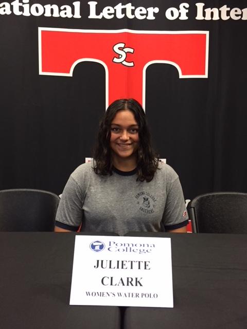 SCHS NLI - Juliette Clark
