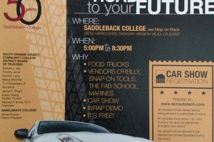 Saddleback Car Show