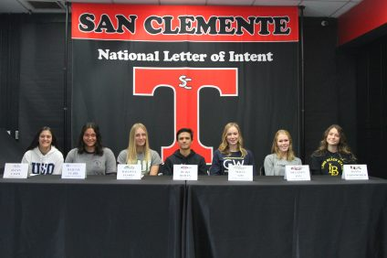 Triton Report Signing Day