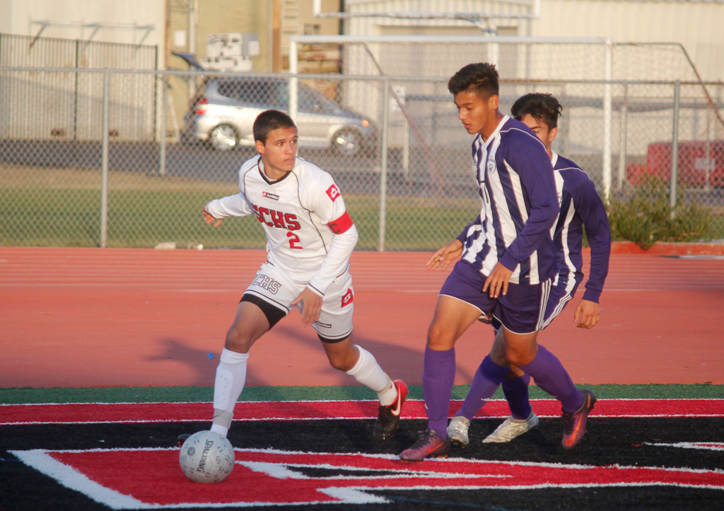 Senior Blake Bowen was the leading scorer for the San Clemente boys soccer team last season and will be expected to fill up the net once again. Photo: Zach Cavanagh