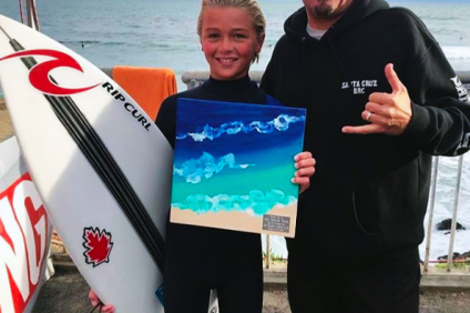 Grom of the Week: Luke Wyler