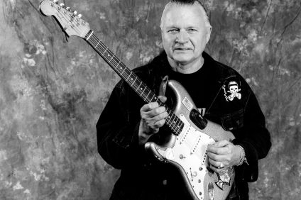 Dick Dale, king of the surf guitar. Photo: Courtesy of Redferns