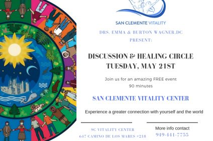 Discussion healing circle
