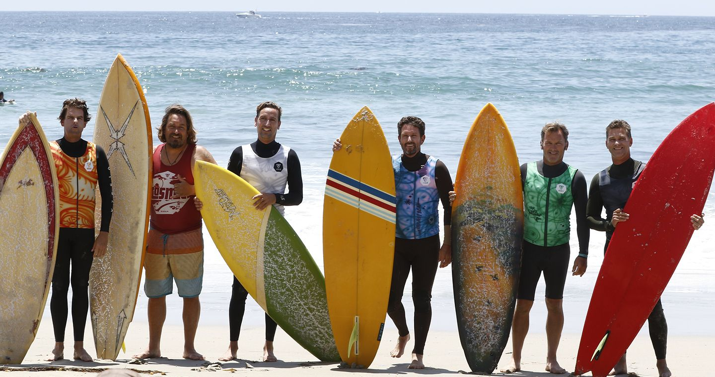 The 21st installment of the Cosmic Creek Surf Festival lands at Salt Creek on June 1-2. A groovy time is sure to be had by all. Photo Courtesy Vissla