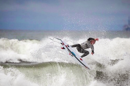 Luke Wyler /Courtesy of the National Scholastic Surfing Association (NSSA)