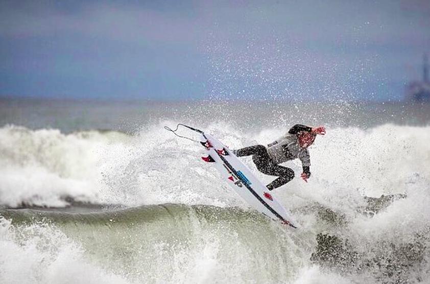 Luke Wyler /Courtesy of the National Scholastic Surfing Association (NSSA)