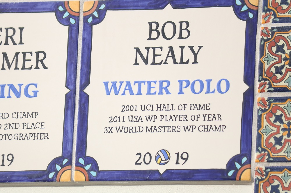 Bob Nealy, San Clemente Sports Wall of Fame inductee. Photo: Zach Cavanagh