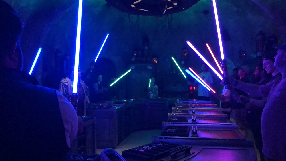Galaxy's Edge 2 – Lightsabers
