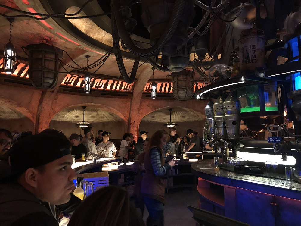 Galaxy's Edge 9 – Cantina Interior 2