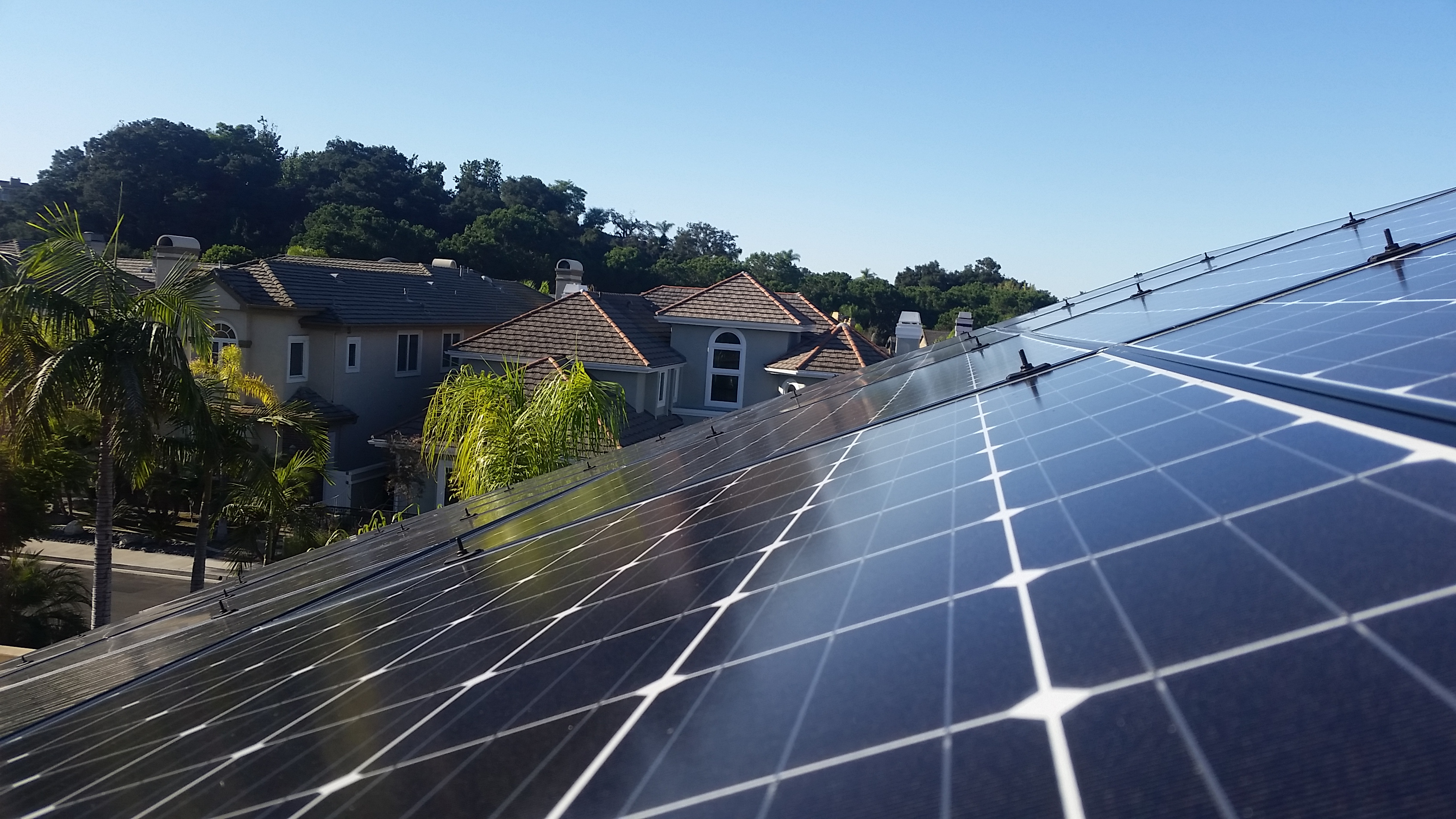 Renewable energy advocates say a locally run Community Choice Energy program could be the wave of the future for cities and the region to harness cleaner, more affordable energy for residents and businesses. Photo: Courtesy of Sullivan Solar Power