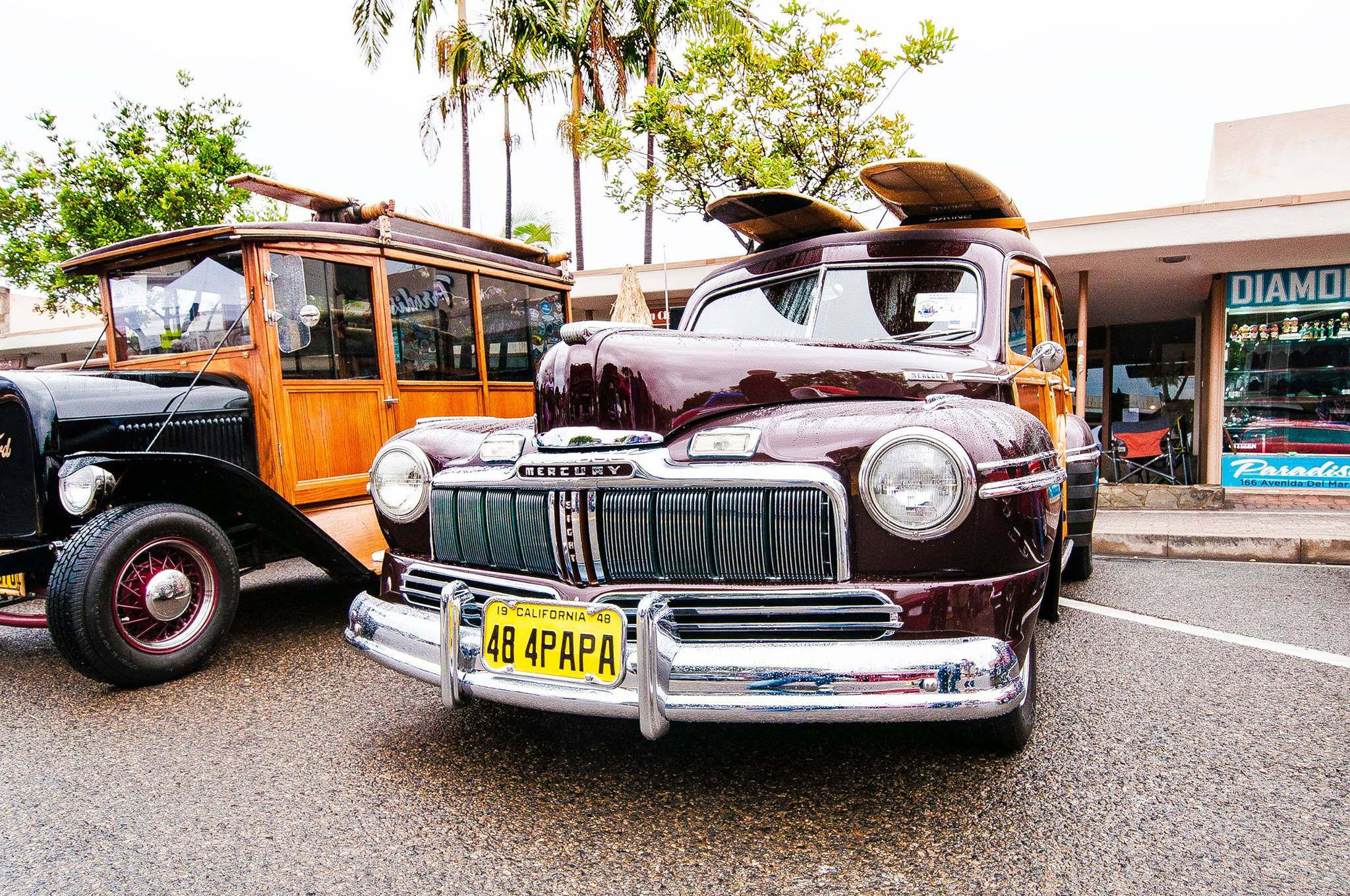 Photo Courtesy of San Clemente Car Show Facebook Page