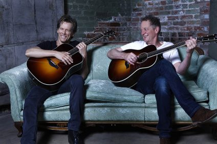 BaconBrothers – The Bacon Brothers will perform at The Coach House on Wednesday, Aug. 7. Photo: Courtesy of Jeff Fasano