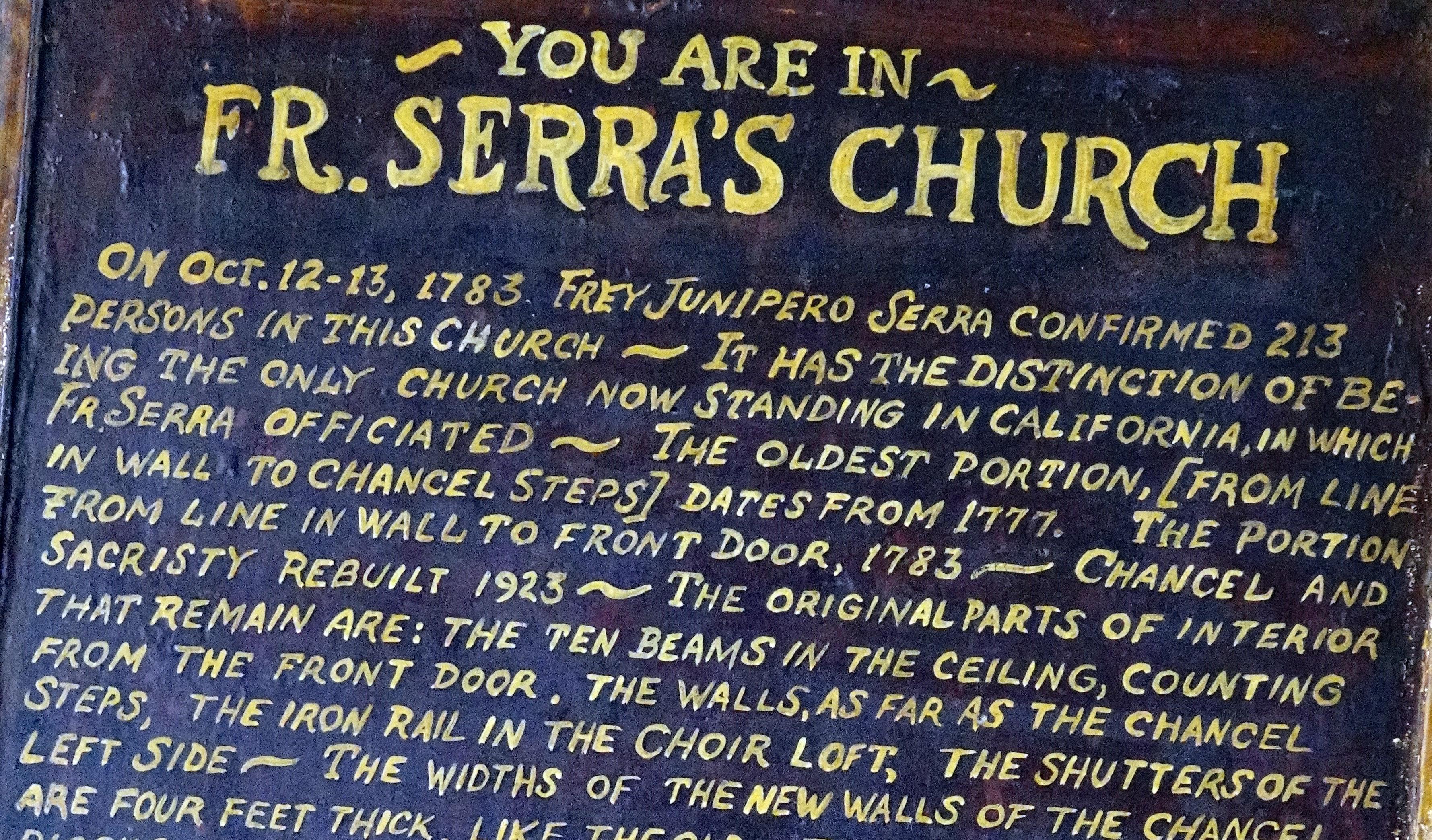 Mission San Juan Capistrano, which includes Serra Chapel, will mark its 250th anniversary in 2026. Photo: Fred Swegles