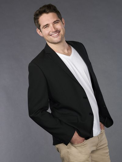 San Clemente's Grant Eckel was a contestant on ABC's The Bachelorette, but he was sent home after the season's love interest, Hannah Brown, gave a rose to someone else.  Photo: Courtesy of ABC