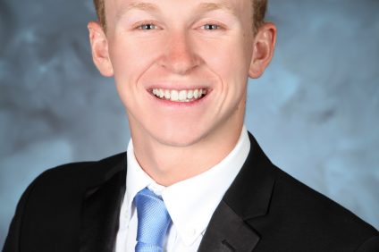 Recent high school graduate and San Clemente resident Kyle Stevens has been selected as a Bank of America Student Leader, with the opportunity to intern at the Irvine Boys and Girls Club. Photo: Courtesy